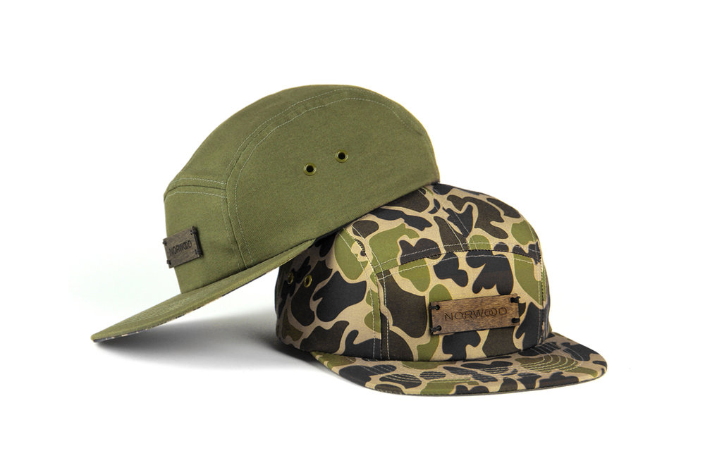 Norwood Camo Headwear