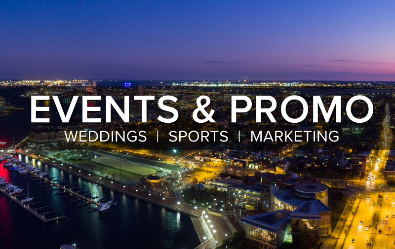 Wonderfly Aerial Events & Promo