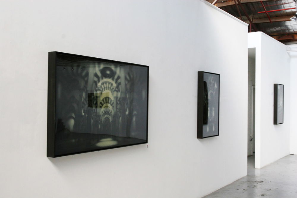 Smoke and Mirrors by Giles Alexander  in the Kristian Pithie Gallery