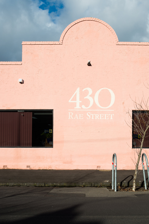 Building Facade. Photo: Carmen Zammit