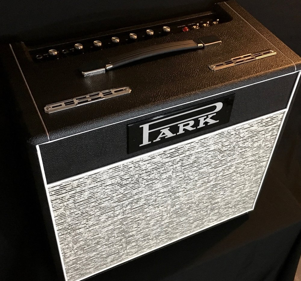 Little Rock 1x12 combo with Celestion Creamback Alnico speaker (George Lynch)
