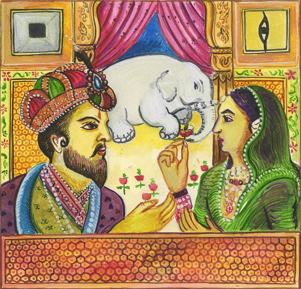 Begum-WeAreExcited.ArtworkbyAnpuVarkey.jpg