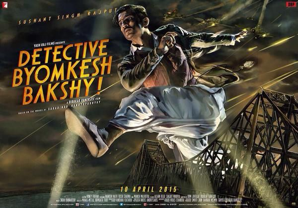 OST Production for Byomkesh Bakshi/Yash Raj Productions.