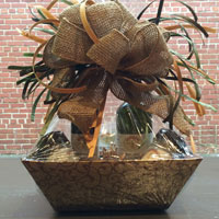 Gift Baskets -  Coming Soon