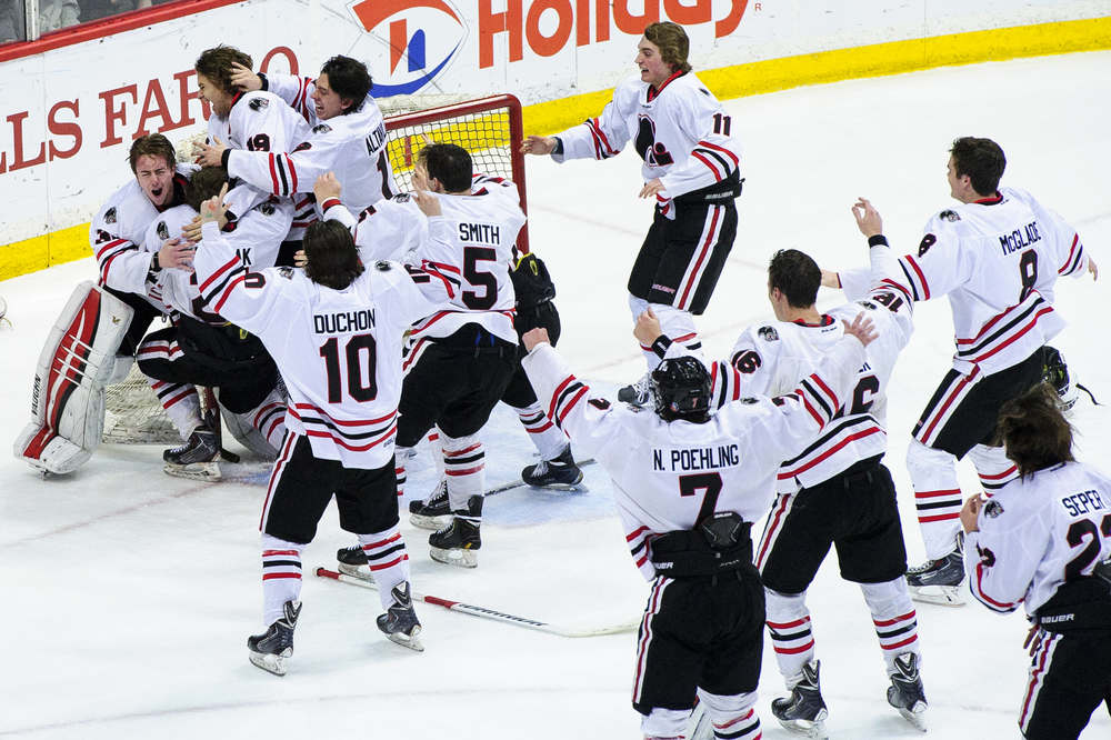 Class AA Championship Hockey