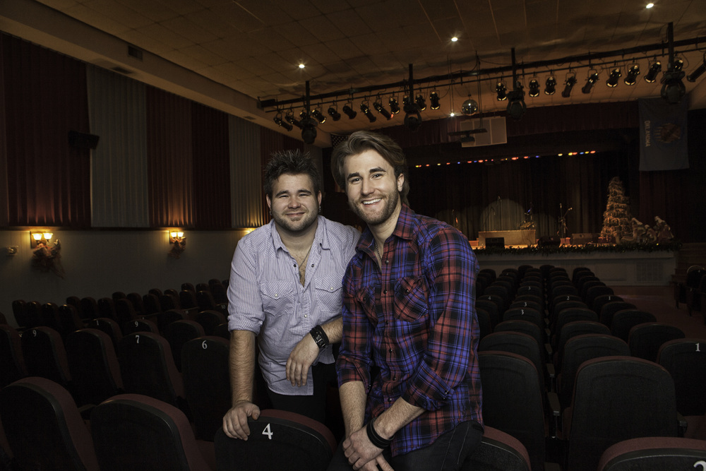 Swon Brothers (photographed for Slice Magazine)