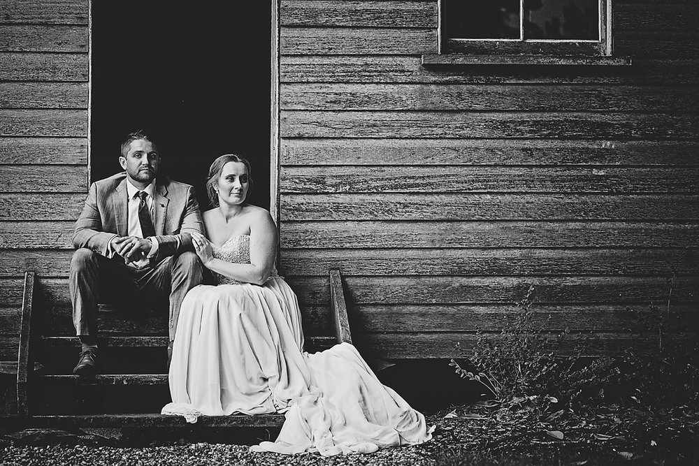 Gabbinbar Homestead Wedding