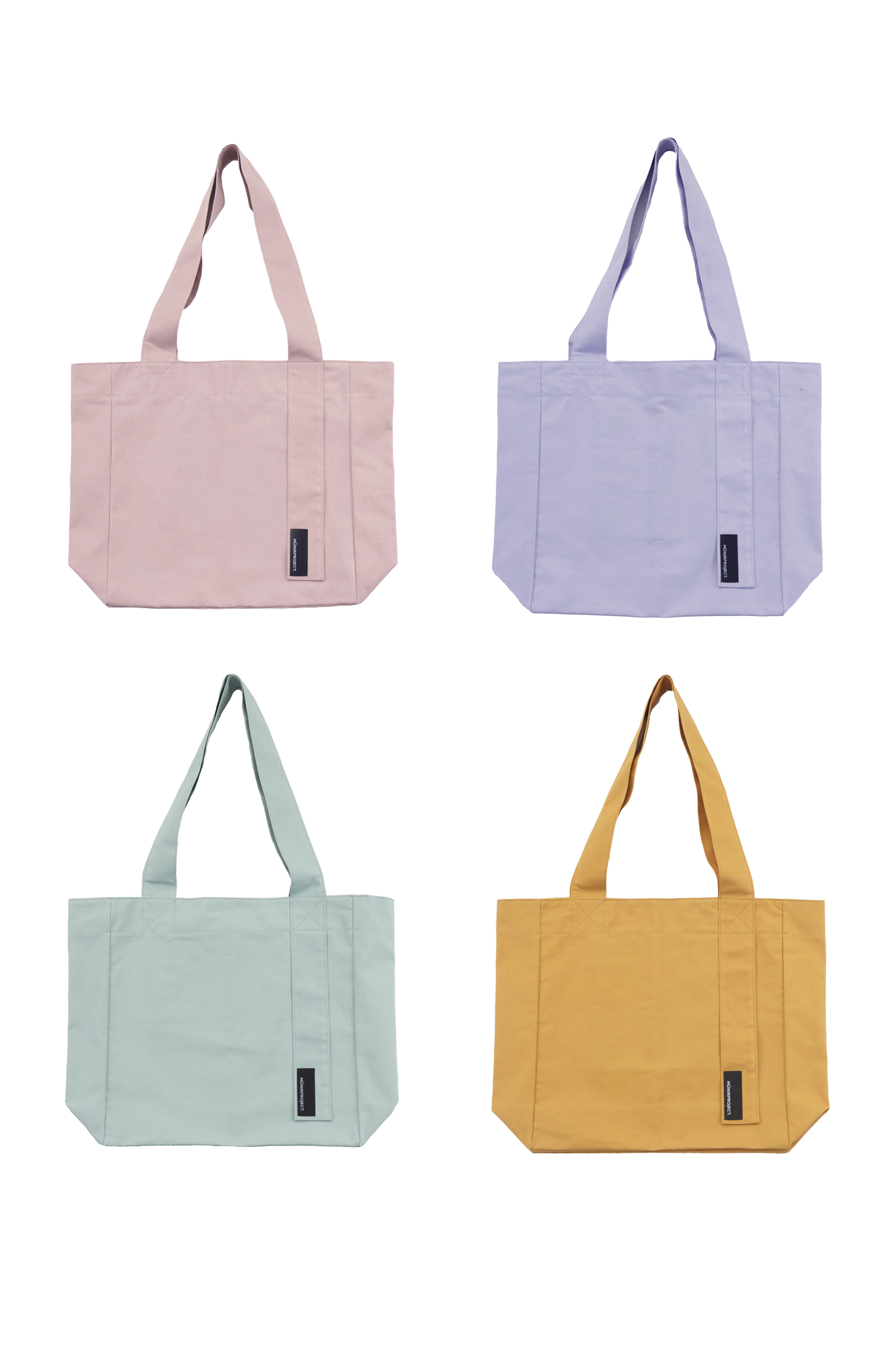 MUNIR PROJECT – 'MAGNET' BASIC TOTE BAG — FIG COLLECTIVE