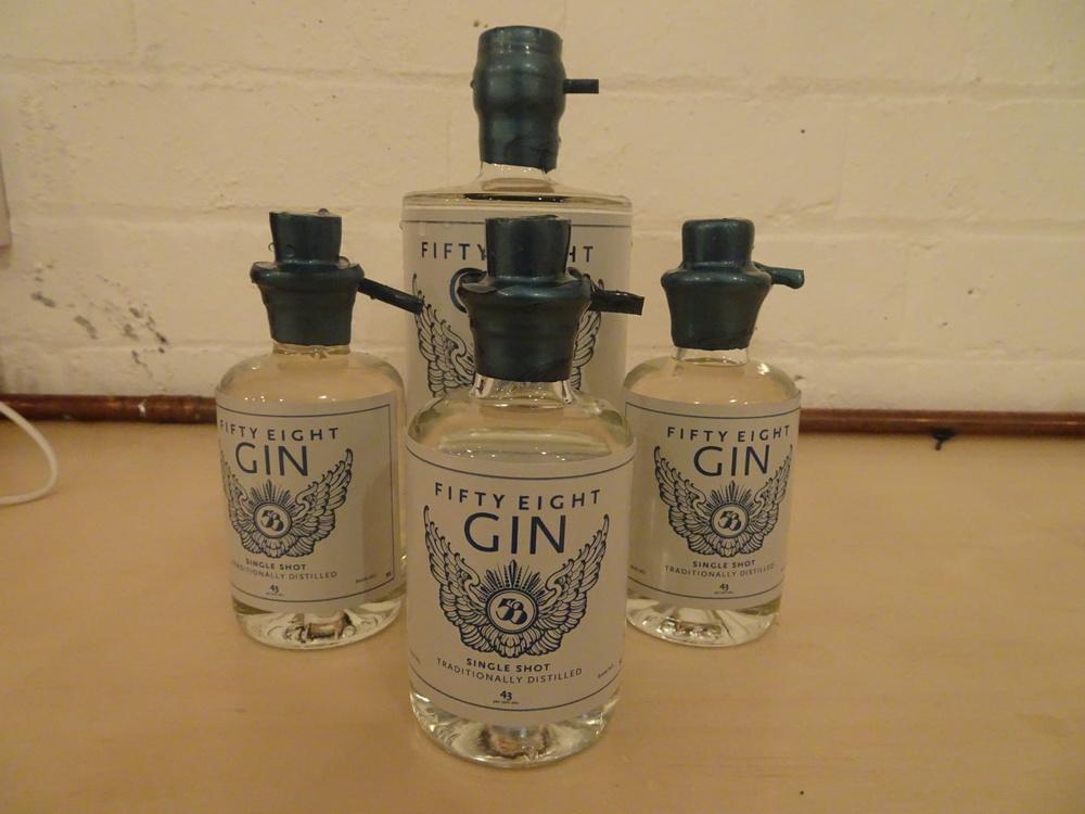 SCC x 58 Gin