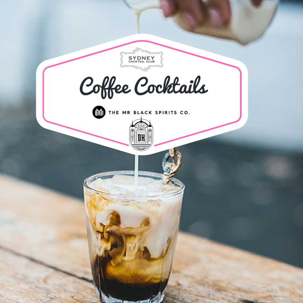 Blowing Hot & Cold with Coffee Cocktails