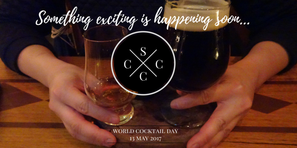 Secret Cocktail Club pop up for World Cocktail Day