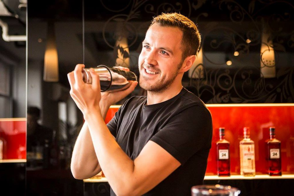 Get to know Matt H aka the Amateur Mixologist