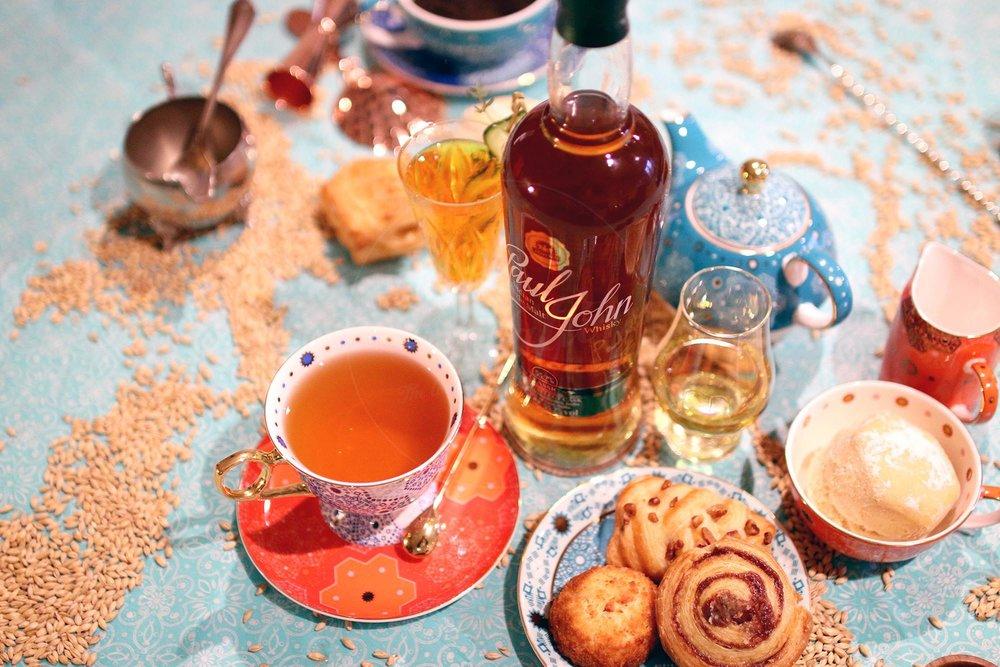 High Tea Cocktails & Drams