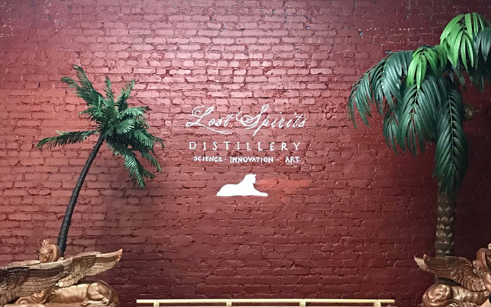 Be prepared to be amazed at Lost Distillery Los Angeles