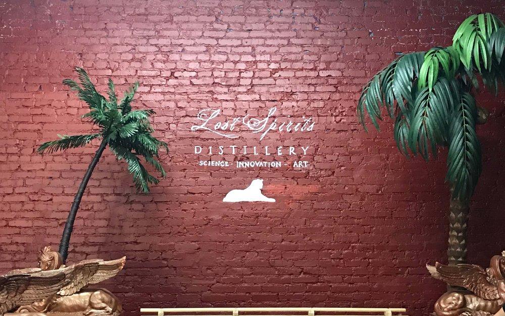 Lost Distillery wall.JPG