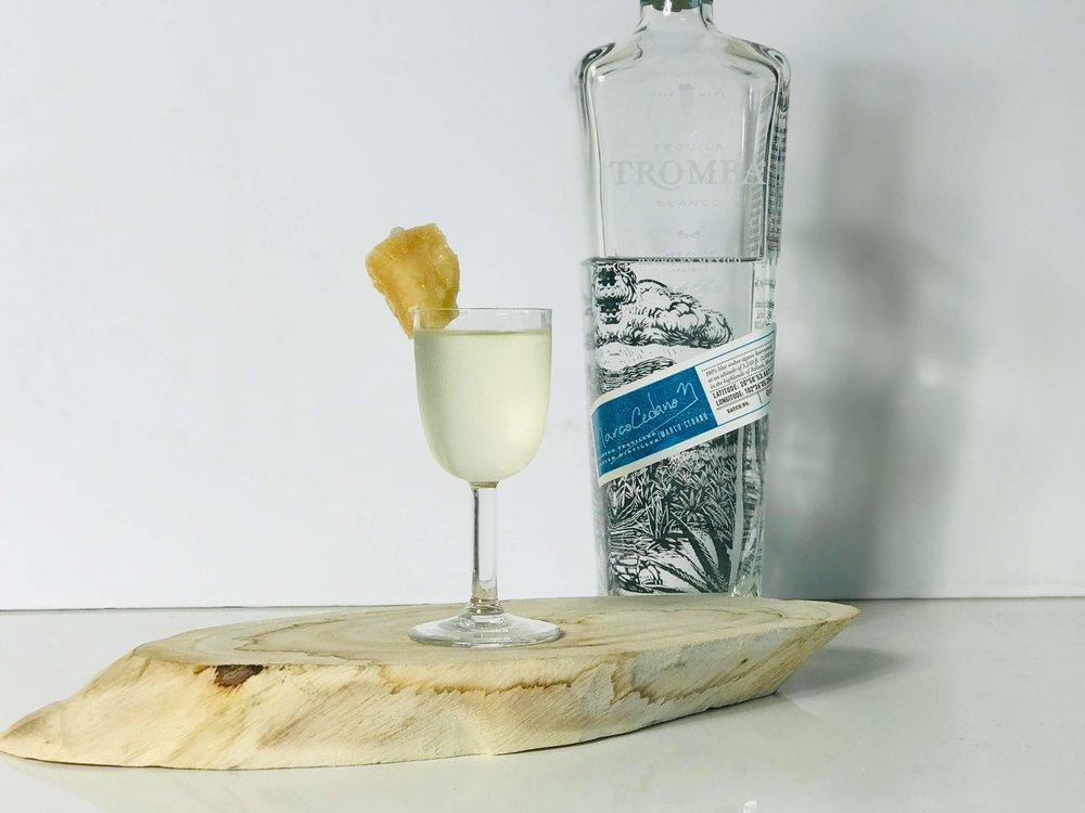 Tequila Cocchi Americano cocktail