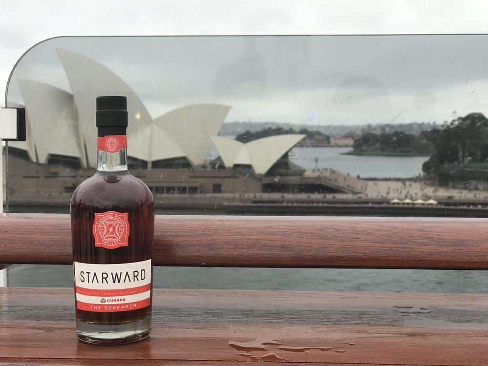 Starward Distillery Seafarer Whisky