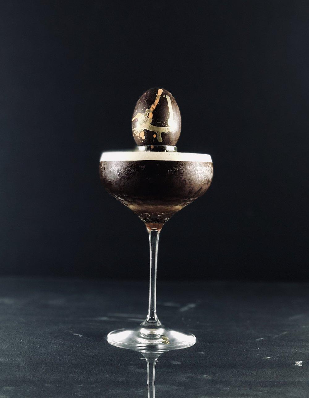 Butterscotch Espresso Martini