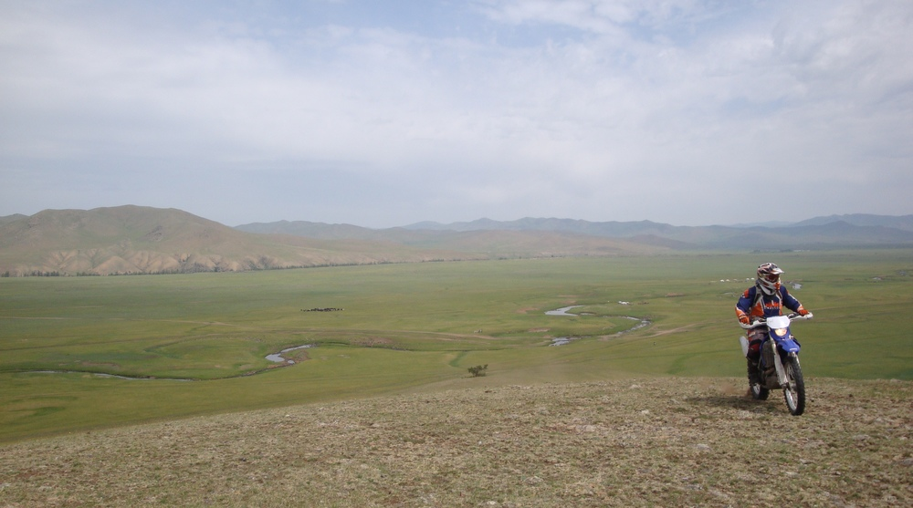 Into Outer Mongolia