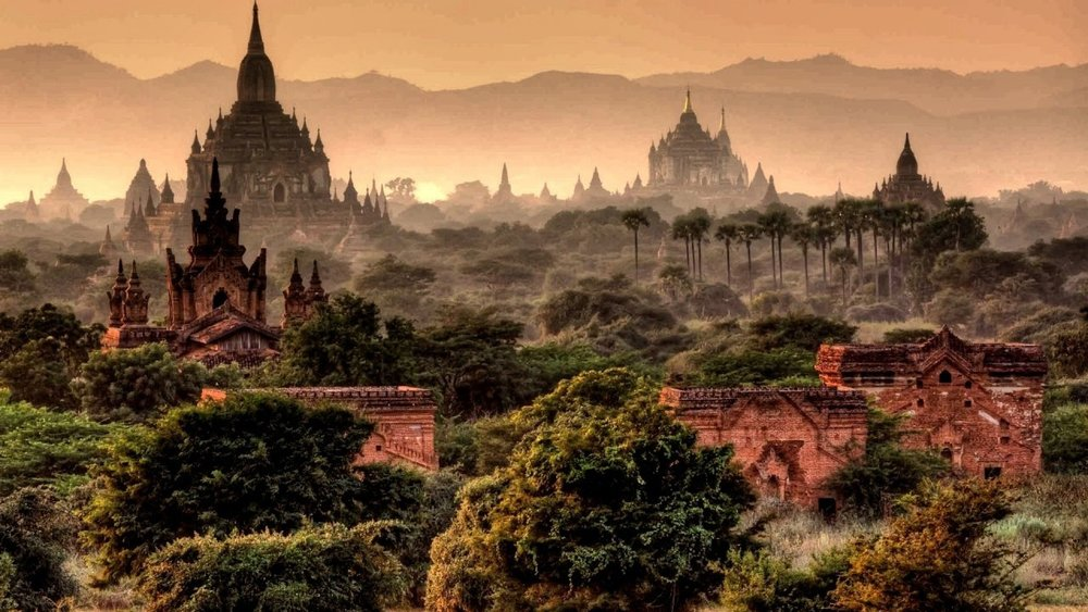 Myanmar Magic