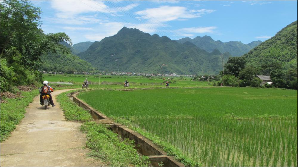 Venture Into Vietnam