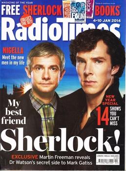 Radio Times 04-10 January 2014