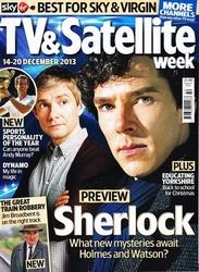 TV & Satellite Week 14-20 December 2013