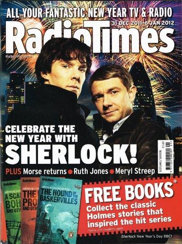 Radio Times 31 Dec 2011 - Sherlock Series2 -