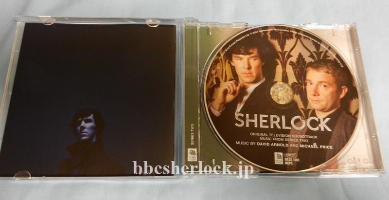 「SHERLOCK/シャーロック」シリーズ2サウンドトラック