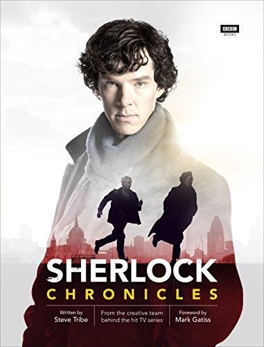 SHERLOCK S1-S3公式ガイドブック「Sherlock: Chronicles」