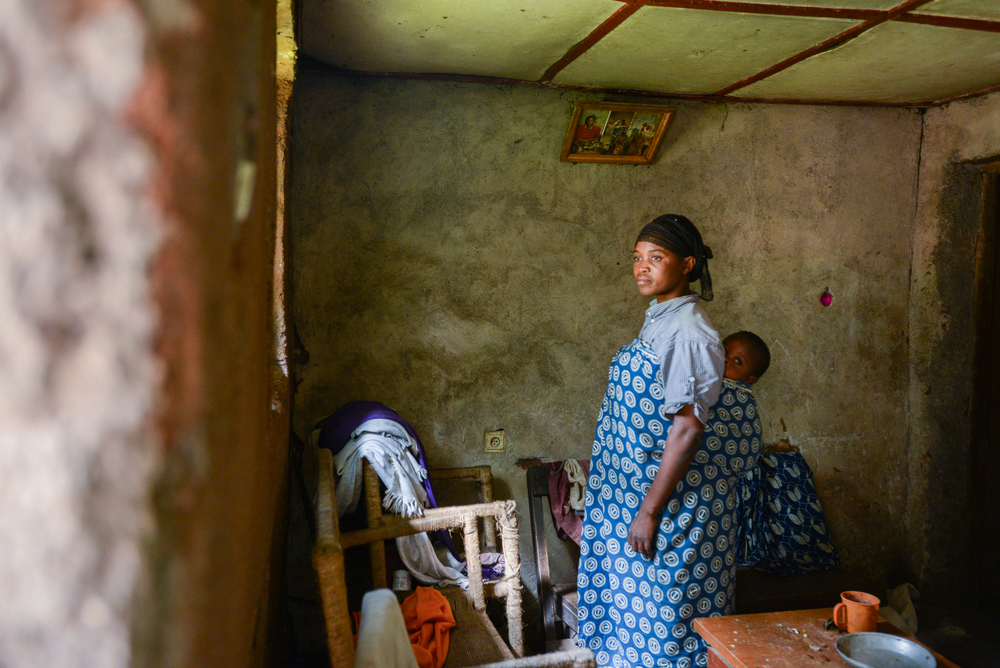 A Day In the Life of a Rwandan Mother