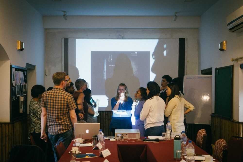 IPA Visualizing Social Stories Workshop by Photo.Circle, Rights Exposure, and Invisible Photographer Asia. Kathmandu, Nepal. ©2016 Invisible Photographer Asia.