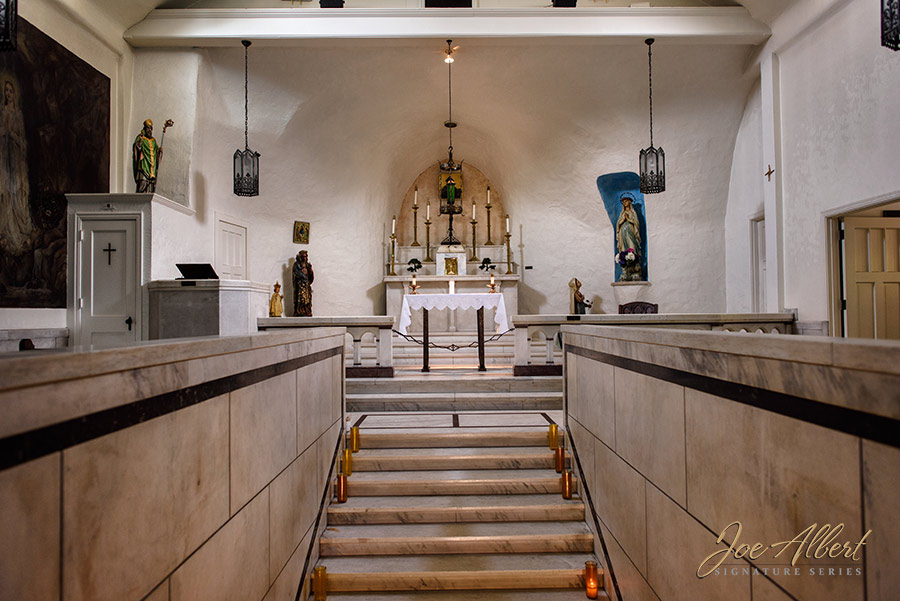 A look inside St. Patrick, said to be the oldest church in Pittsburgh
