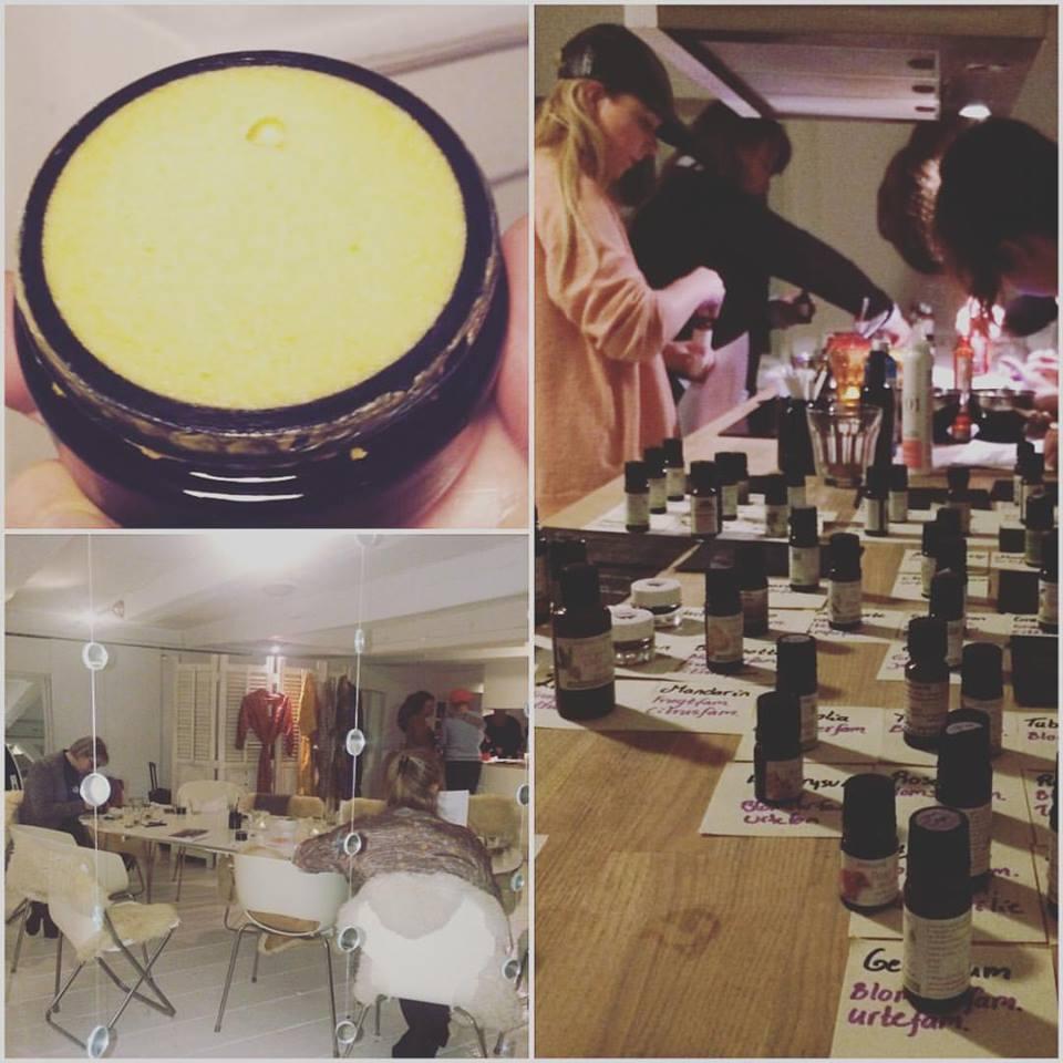 workshops i hudpleje fremstilling det holistiske spa