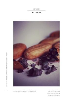 butters i hudpleje kakaosmør bumser