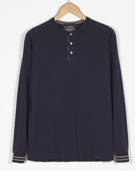 Collab pull homme / JOHN SMEDLEY-UNIVERSAL WORKS
