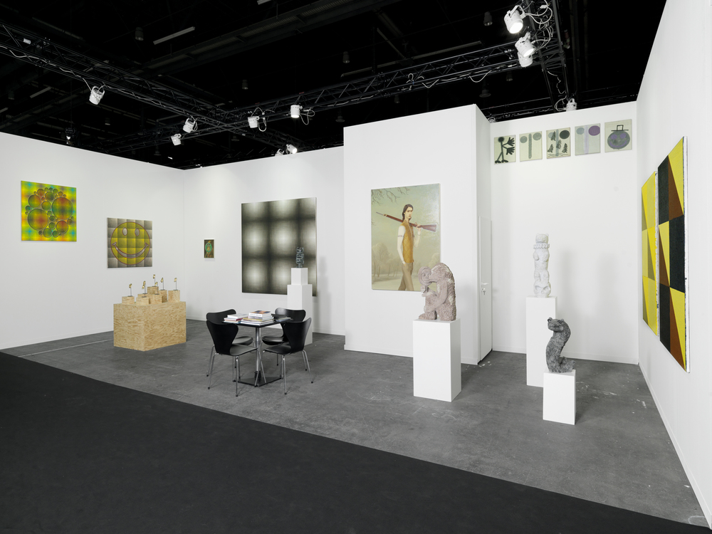 artgeneve - art fair - geneva - 2014
