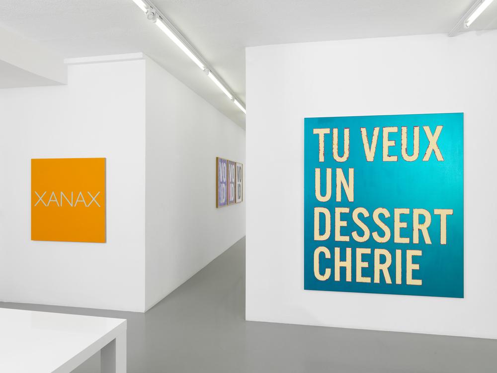 Galerie Bernard Ceysson, Geneva - Christian Robert-Tissot - 2014