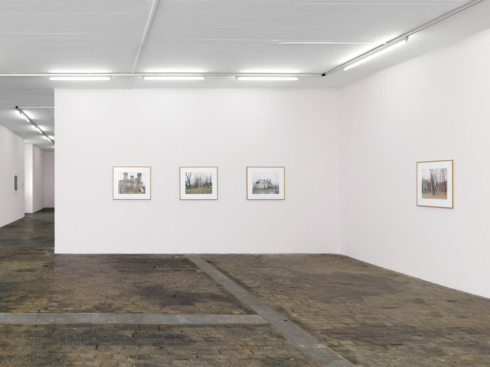 Centre d'Art Contemporain, Geneva - Joachim Koester - 2014