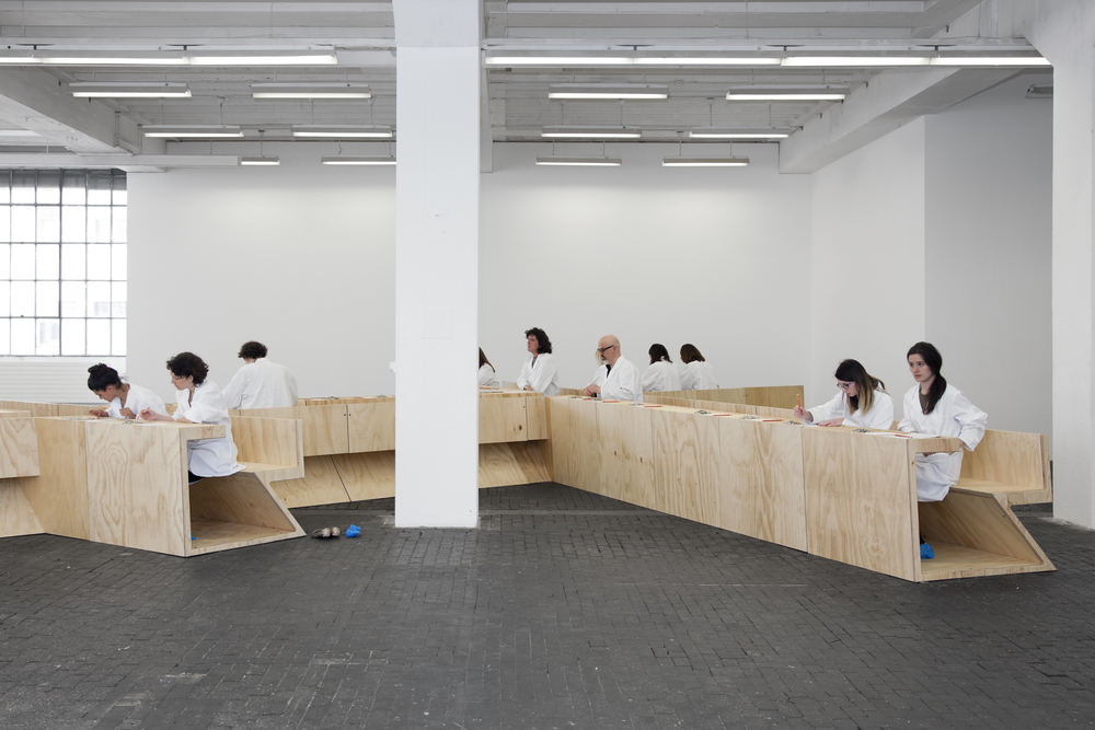 Centre d'Art Contemporain, Geneva | Marina Abramovic | 2014