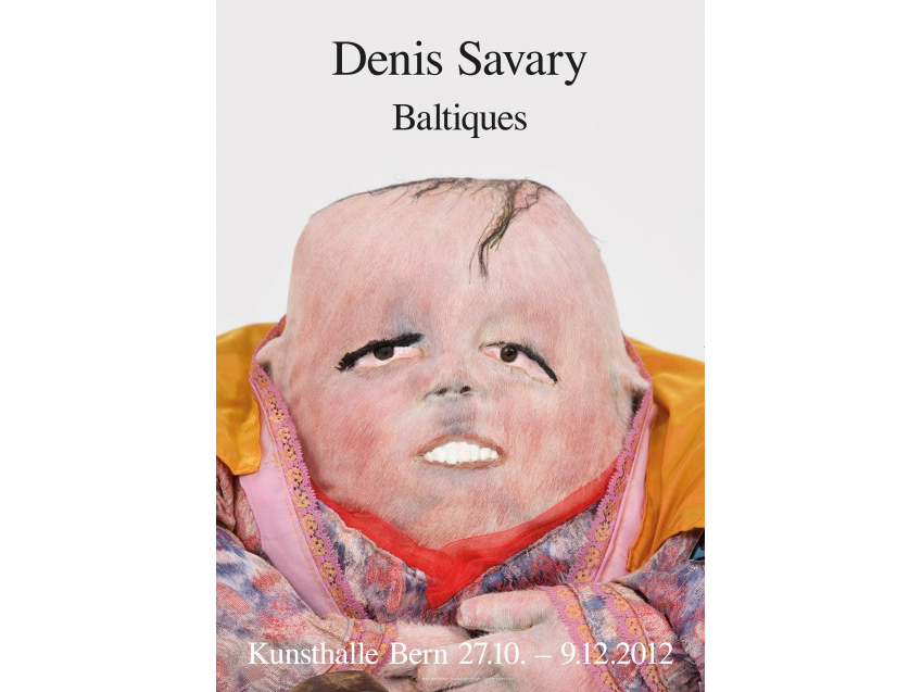 Denis Savary | sculptures | 2014