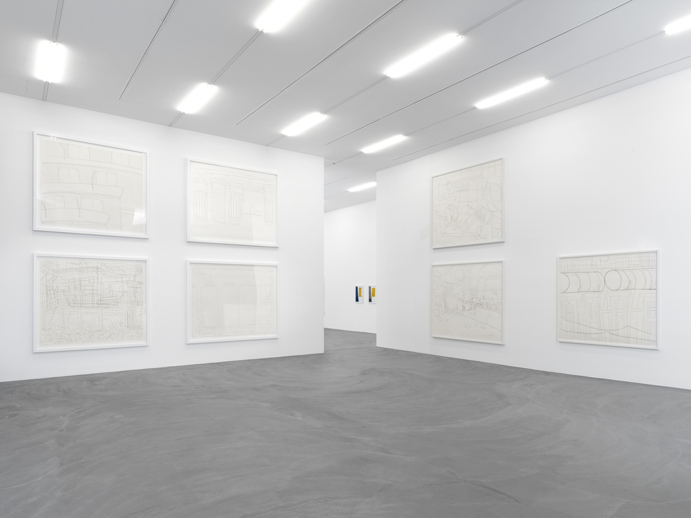 Kunsthalle Zurich | Thomas Müllenbach | 2014