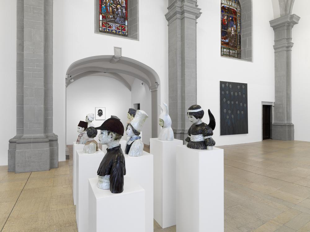 Chapelle de la Visitation, Thonon | Claire Tabouret | 2014