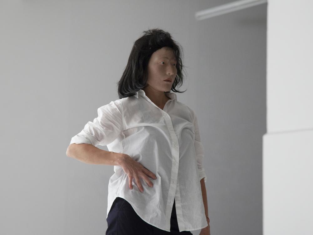 Mai-Thu Perret | Figures | Biennale de l'Image en Mouvement, Geneva | 2014