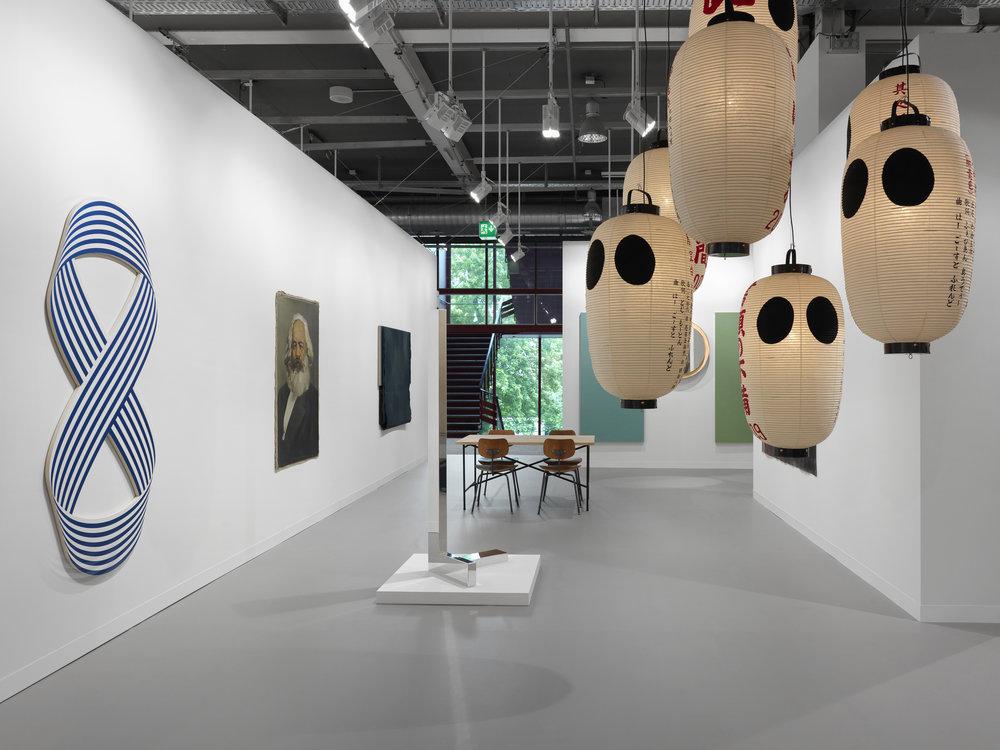 ArtBasel | Mehdi Chouakri | 2016