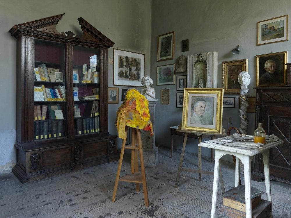 Museo Pietro Canonica a Villa Borghese, Roma | Denis Savary | 2017