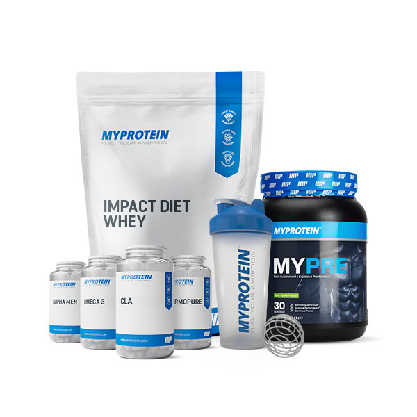 DANNY WILLETT'S MYPROTEIN BUNDLE