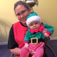 Miss Stacey- 5 year nursery teacher