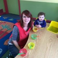 Miss Rene- 5 year toddler teacher
