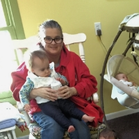 Miss Kelly- 5 year nursery teacher